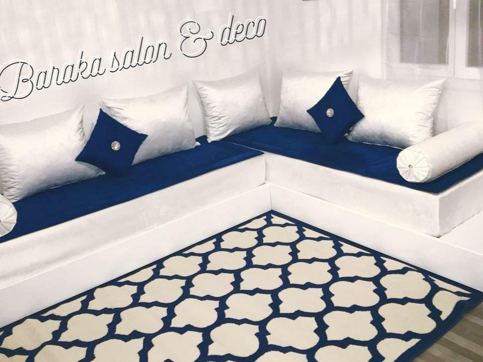 baraka salon d co optez pour un salon marocain qui apaise l 39 esprit. Black Bedroom Furniture Sets. Home Design Ideas